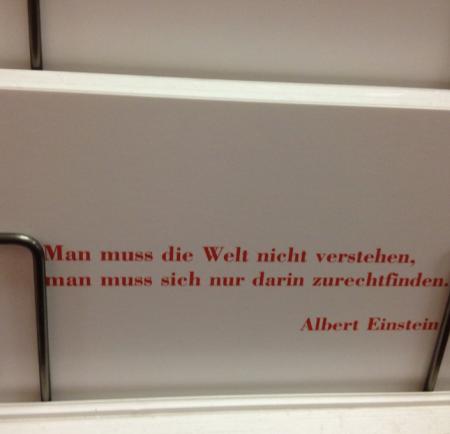 Liebe Leben Einstein